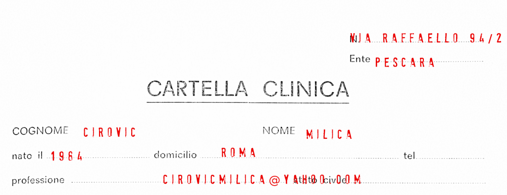 cartella clinica top
